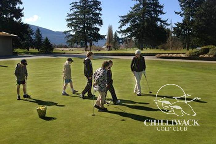Junior Golf Memberships